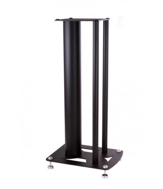 Kef LS50 Wireless Black Speaker Stands (Pair) Speaker Stands