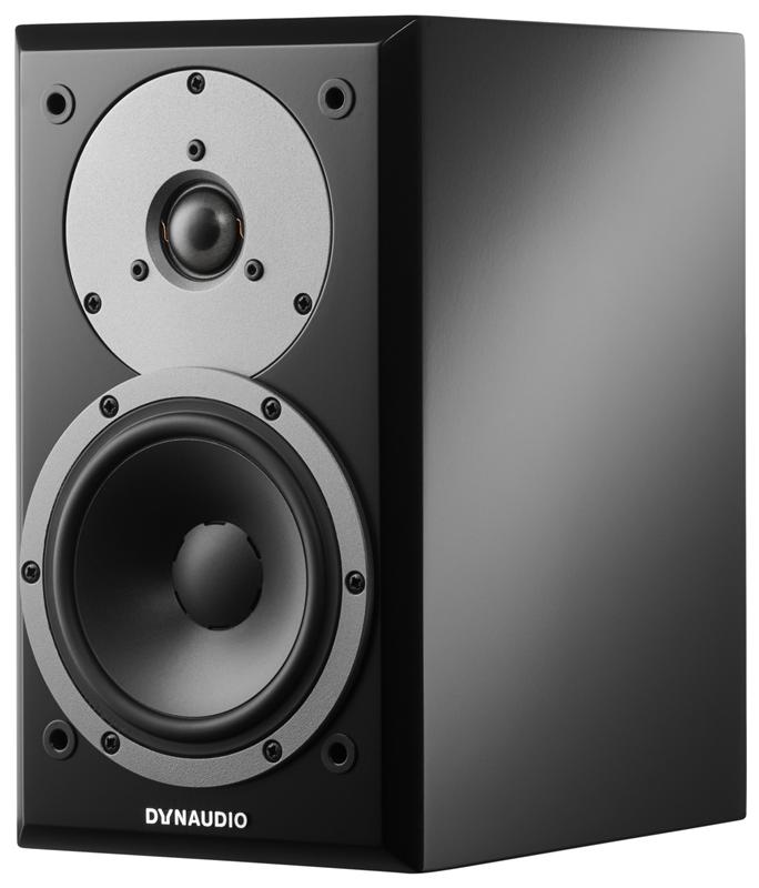Dynaudio Emit M10 Black Satin High End Bookshelf Speakers Pair Buy