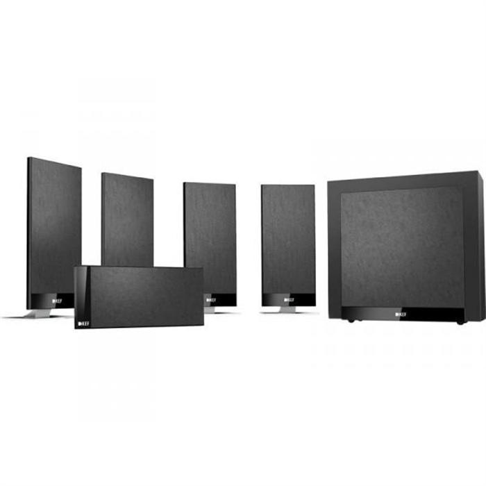 Kef T105 Black Home Theatre Speaker System buy online in UK.