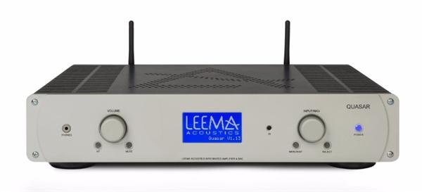 Leema Acoustics Stellar Quasar Integrated Amplifier Streamer
